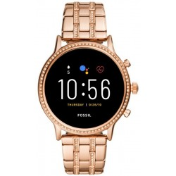 Fossil Q Julianna HR Smartwatch Женские Часы FTW6035