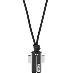 Купить Fossil Мужские Ожерелье Mens Dress JF03125998