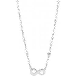 Купить Fossil Женские Ожерелье Sterling Silver JFS00394040