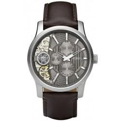 Купить Fossil Мужские Часы Twist ME1098 Многофункциональный
