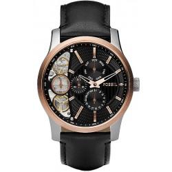 Купить Fossil Мужские Часы Twist ME1099 Многофункциональный
