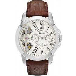 Купить Fossil Мужские Часы Grant Twist ME1144 Многофункциональный