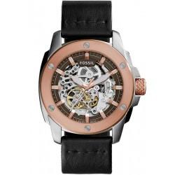 Купить Fossil Мужские Часы Modern Machine ME3082 Автоматический