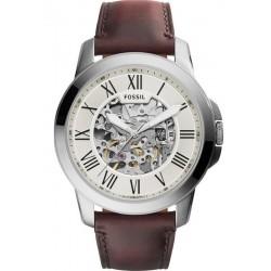 Купить Fossil Мужские Часы Grant ME3099 Автоматический
