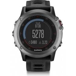 Garmin Мужские Часы Fēnix 3 010-01338-01 GPS Multisport Smartwatch