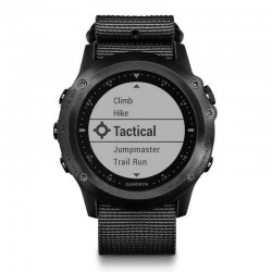 Garmin Мужские Часы Tactix BRAVO 010-01338-0B GPS Military Smartwatch