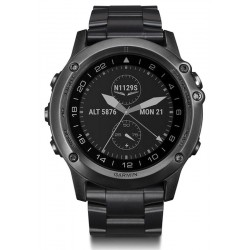Купить Garmin Мужские Часы D2 Bravo Sapphire 010-01338-35 Aviation GPS Smartwatch