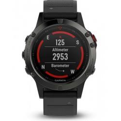 Купить Garmin Мужские Часы Fēnix 5 010-01688-00 GPS Multisport Smartwatch