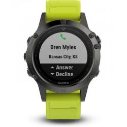 Купить Garmin Мужские Часы Fēnix 5 010-01688-02 GPS Multisport Smartwatch