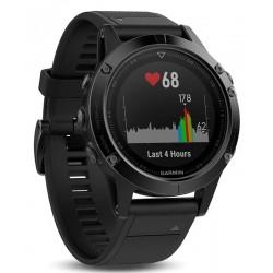 Купить Garmin Мужские Часы Fēnix 5 Sapphire 010-01688-11 GPS Multisport Smartwatch