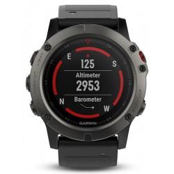 Купить Garmin Мужские Часы Fēnix 5X Sapphire 010-01733-01 GPS Multisport Smartwatch