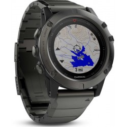Купить Garmin Мужские Часы Fēnix 5X Sapphire 010-01733-03 GPS Multisport Smartwatch