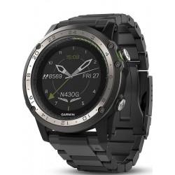 Garmin Мужские Часы D2 Charlie Sapphire 010-01733-33 Aviation GPS Smartwatch