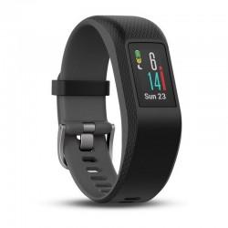 Garmin Унисекс Часы Vívosport 010-01789-02 GPS Fitness Smartwatch L