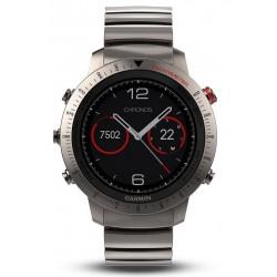 Garmin Мужские Часы Fēnix Sapphire Chronos 010-01957-01 GPS Multisport Smartwatch