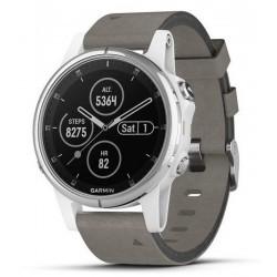 Garmin Мужские Часы Fēnix 5S Plus Sapphire 010-01987-05 GPS Multisport Smartwatch