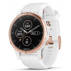 Купить Garmin Мужские Часы Fēnix 5S Plus Sapphire 010-01987-07 GPS Multisport Smartwatch