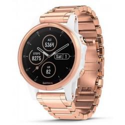 Купить Garmin Мужские Часы Fēnix 5S Plus Sapphire 010-01987-11 GPS Multisport Smartwatch
