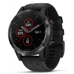 Garmin Мужские Часы Fēnix 5 Plus Sapphire 010-01988-01 GPS Multisport Smartwatch
