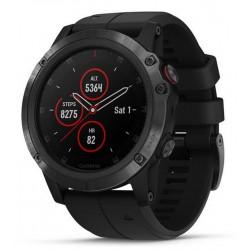 Garmin Мужские Часы Fēnix 5X Plus Sapphire 010-01989-01 GPS Multisport Smartwatch
