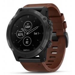 Garmin Мужские Часы Fēnix 5X Plus Sapphire 010-01989-03 GPS Multisport Smartwatch