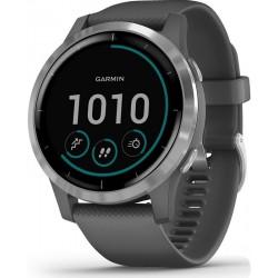 Garmin Мужские Часы Vívoactive 4 010-02174-02 GPS Multisport Smartwatch