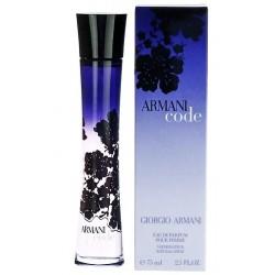 Giorgio Armani Code Женские Аромат Eau de Parfum EDP 75 ml