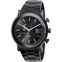 Купить Gucci Мужские Часы G-Chrono XL YA101331 Кварцевый Хронограф