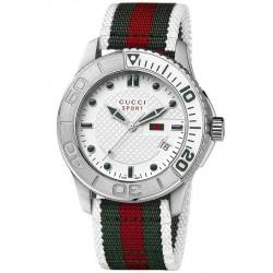 Купить Gucci Мужские Часы G-Timeless Sport XL YA126231 Quartz
