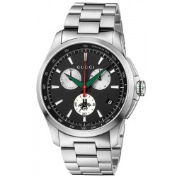 Купить Gucci Мужские Часы G-Timeless XL YA126267 Кварцевый Хронограф