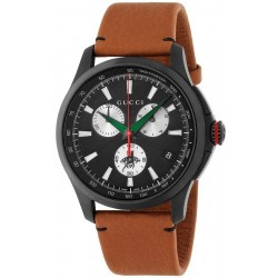 Купить Gucci Мужские Часы G-Timeless XL YA126271 Кварцевый Хронограф