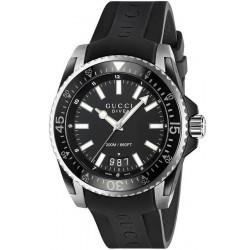 Купить Gucci Мужские Часы Dive XL YA136204 Quartz