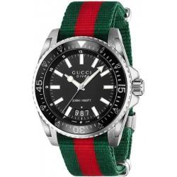 Купить Gucci Мужские Часы Dive XL YA136206 Quartz