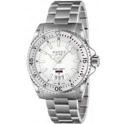 Купить Gucci Мужские Часы Dive Large YA136302 Quartz