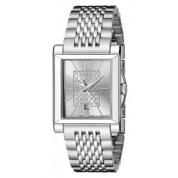 Купить Gucci Женские Часы G-Timeless Rectangular Small YA138501 Quartz
