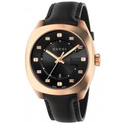 Купить Gucci Мужские Часы GG2570 Large YA142309 Quartz