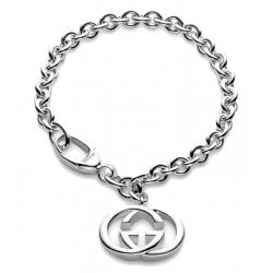 Купить Gucci Женские Браслет Silver Britt YBA190501001016