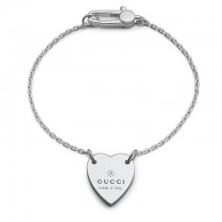 Купить Gucci Женские Браслет Trademark YBA223513001017 Сердце