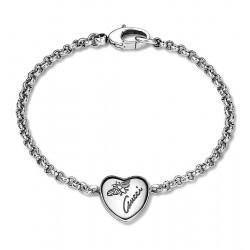 Купить Gucci Женские Браслет Flora YBA341953001016 Сердце