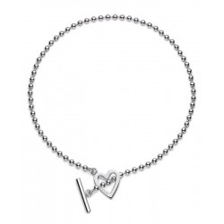 Купить Gucci Женские Ожерелье Toggle Heart YBB184302001 Сердце