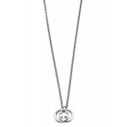 Купить Gucci Женские Ожерелье Silver Britt YBB19048400100U