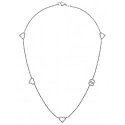 Купить Gucci Женские Ожерелье Boule YBB39003600100U Сердце