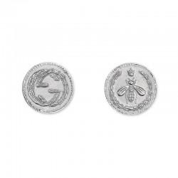 Купить Gucci Женские Серьги Coin YBD43349600100U