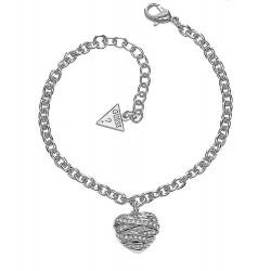 Купить Guess Женские Браслет Fashion UBB21594-S Сердце