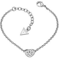 Купить Guess Женские Браслет Crystals Of Love UBB51413 Сердце