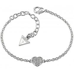 Купить Guess Женские Браслет Heartshelter UBB71518-S Сердце