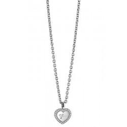 Купить Guess Женские Ожерелье Iconic UBN21523 Сердце