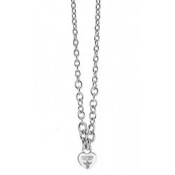 Купить Guess Женские Ожерелье Iconic UBN21577 Сердце