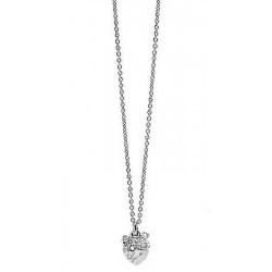 Купить Guess Женские Ожерелье Iconic UBN21583 Сердце