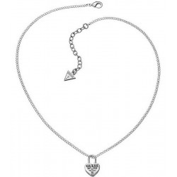 Купить Guess Женские Ожерелье Love Lock UBN51449 Сердце